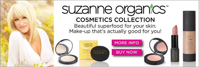 Suzanne Organics Cosmetics Collection